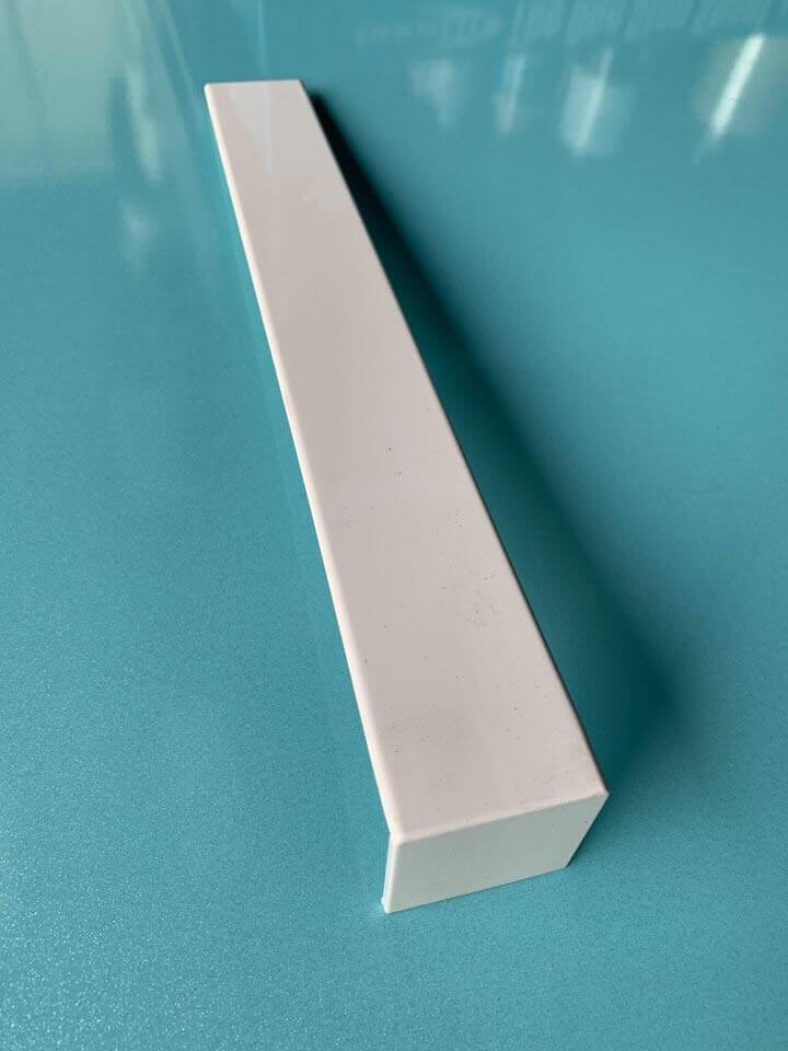 fascia joint white