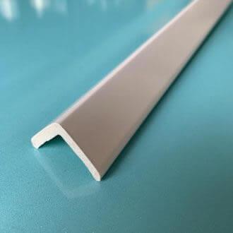 25 foam angle white