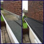 Roof felt replacement service