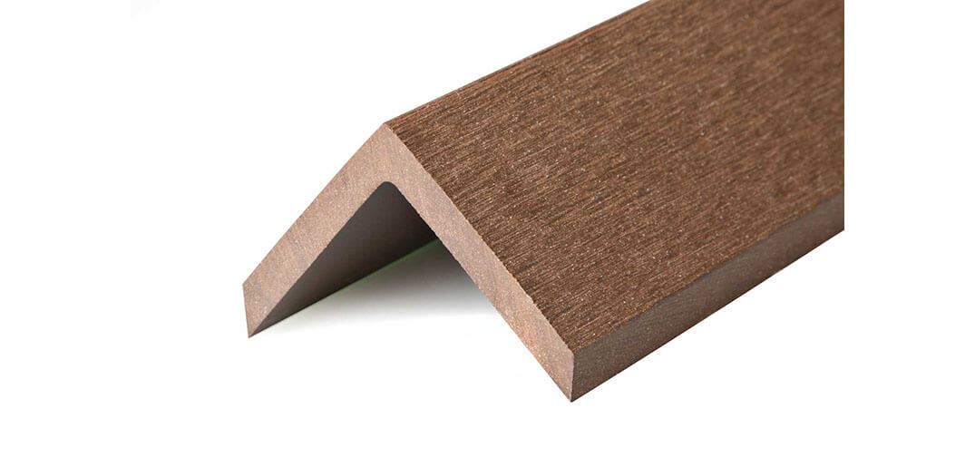 Charleton Composite Decking Angle Walnut Web Image – TRIMS BUILDING PRODUCTS