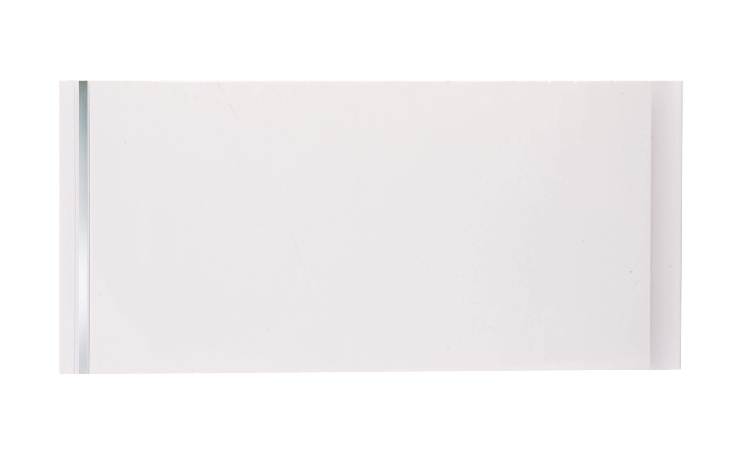 Neptune 250 White Single Chrome 4m Pack 4 Trims Building